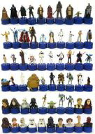 【中古】ペットボトルキャップ 全60種セット 「スター・ウォーズ エピソードIII ペプシ ボトルキャップ 」【タイムセール】