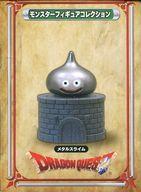 【中古】フィギュア メタルスライム 「ドラゴンクエスト」 AMモンスターフィギュアコレクション 〜登場!メタルスライム編〜