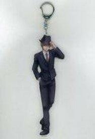 【中古】キーホルダー・マスコット(キャラクター) 沖田総悟(スーツ) アクリルキーホルダー 「銀魂 」
