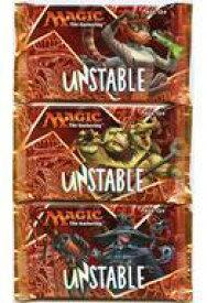 【エントリーで全品ポイント10倍!(8月18日09:59まで)】【新品】トレカ(マジックザギャザリング) 【パック販売】MTG Unstable-アンステーブル- ブースター [英語版]