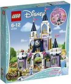 【中古】おもちゃ LEGO シンデレラのお城 「レゴ ディズニー」 41154