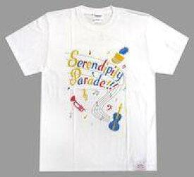 【中古】Tシャツ(キャラクター) アイドルマスター シンデレラガールズ 公式Tシャツ(全会場共通Ver.) ホワイト Mサイズ 「THE IDOLM@STER CINDERELLA GIRLS 5thLIVE TOUR Serendipity Parade!!!」