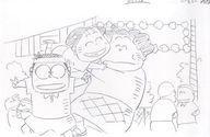【中古】アニメムック スタジオジブリ・レイアウト展 「ホーホケキョ となりの山田くん」 実寸レプリカ【中古】afb