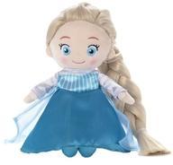 【中古】ぬいぐるみ エルサ ヘアメイクプラッシュドール(ぬいぐるみ) 「アナと雪の女王」【タイムセール】