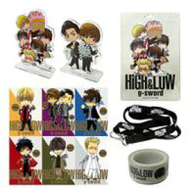 high&low グッズ