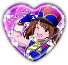 【中古】バッジ・ピンズ(キャラクター) 水嶋咲 「アイドルマスター SideM ハート缶バッジコレクション Bbox」