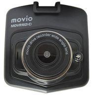 【新品】その他家電 ナガオカ 2.4 LCD搭載 720P 高画質HDドライブレコーダー movio DASH CAM [MDVR102HD]