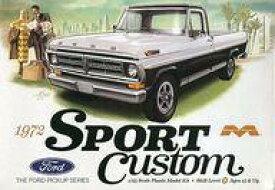 【中古】プラモデル 1/25 1972 フォード スポーツカスタム ピックアップトラック [MOE1220]