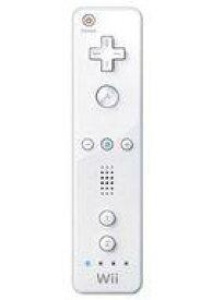 【中古】Wiiハード Wiiリモコン [RVL-003](白)(本体単品/付属品無) (箱説なし)