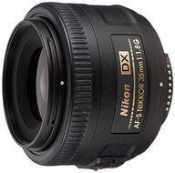 【中古】カメラ ニコンDXフォーマット標準レンズ AF-S DX NIKKOR 35mm f/1.8G [AF-S DX 35/1.8G]