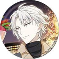 【中古】バッジ・ピンズ(キャラクター) 八乙女楽 「アイドリッシュセブン トレーディング缶バッジ」
