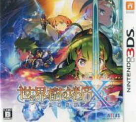 【中古】ニンテンドー3DSソフト 世界樹の迷宮X(クロス)