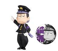【中古】フィギュア 一松 黒ランver. 「おそ松さん」 -押忍松- ワールドコレクタブルフィギュア