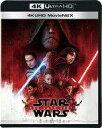 【中古】洋画Blu-ray Disc スター・ウォーズ / 最後のジェダイ 4K UHD MovieNEX[4K ULTRA HD] [初回限定仕様版]