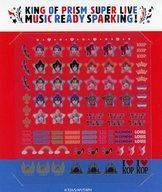 【中古】シール・ステッカー(キャラクター) キャラ&ロゴ&モチーフ ネイルシール 「KING OF PRISM SUPER LIVE MUSIC READY SPARKING!」