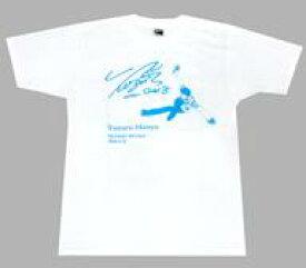 【エントリーでポイント10倍!(6月11日01:59まで!)】【中古】Tシャツ(男性アイドル) 羽生結弦 Tシャツ(パターンB) ホワイト Lサイズ 「羽生結弦選手『2連覇おめでとう』パレード」