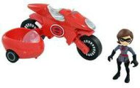 【中古】おもちゃ インクレディブル・ファミリー アクションビークル イラスティサイクル&イラスティガール 「Mr.インクレディブル」