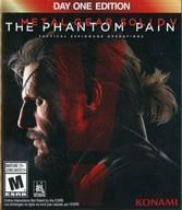 【中古】Xbox Oneソフト 北米版 METAL GEAR SOLID V THE PHANTOM PAIN (18歳以上対象・国内版本体動作可)