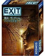【中古】ボードゲーム EXIT 脱出:ザ・ゲーム ファラオの玄室 日本語版 (The Pharaoh's Tomb - The Pharaoh's Tomb)