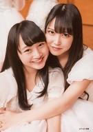 【中古】生写真(AKB48・SKE48)/アイドル/NMB48 山本彩加・白間美瑠/CD「願いごとの持ち腐れ」エディオン特典生写真