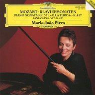 【中古】クラシックCD ピリス / モーツァルト:ピアノ・ソナタ第11番 トルコ行進曲付き