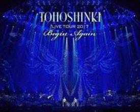 【エントリーでポイント10倍!(9月26日01:59まで!)】【中古】洋楽Blu-ray Disc 東方神起 / 東方神起 LIVE TOUR 2017-Begin Again- [初回生産限定版]