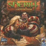 【中古】ボードゲーム [日本語訳無し] ノッティンガムのシェリフ (Sheriff of Nottingham)