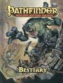 【中古】ボードゲーム Bestiary (Pathfinder: Roleplaying Game/サプリメント)