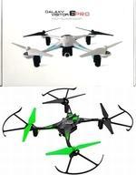【中古】ラジコン ドローン(本体) ラジコン GALAXY VISITOR 6PRO 4CH Quadcopter(ブラック×グリーン) 「Nine Eagles」 2.4GHz仕様 [NE201947]