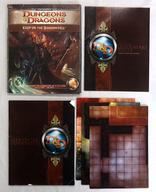 【中古】ボードゲーム [破損品] Keep on the Shadowfell: An Advenure For Character Of 1ST-3DR Level 英語版 (Dungeons & Dragons 4th Edition /サプリメント)