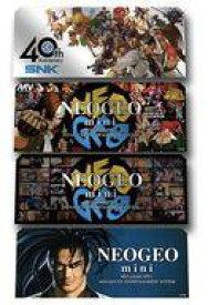 【新品】ネオジオハード NEOGEO mini キャラクターステッカー(4枚セット)