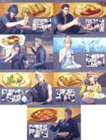 【中古】ポストカード(キャラクター) 集合(第2弾ver.) ポストカードセット(7枚組) 「ファイナルファンタジーXV×SQUARE ENIX CAFE 第5弾」