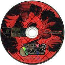 【中古】ドリームキャストソフト CAPCOM VS. SNK 2 MILLIONAIRE FIGHTING 2001(状態:ゲームディスクのみ)