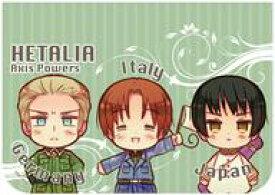 【新品】バッグ(キャラクター) イタリア&ドイツ&日本 キャラフラップ 「ヘタリア Axis Powers」