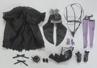 【中古】ドールアクセサリー 60cm用 [運命の待ち人]神崎蘭子+ 衣装セット 「アイドルマスター シンデレラガールズ」