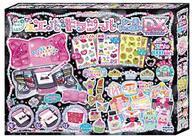 【新品】おもちゃ シールデザイナー ジュエルキラシール シールいっぱいDXセット