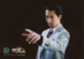 【中古】生写真(男性)/シンガーソングライター GOH IRIS WATANABE(Z)/横型・上半身・衣装グレー・左手伸ばし・体左向き・背景黒・キャラクターショット・左下LPマーク・「動くブロマイド」/Acrobat Stage「Infini-T Force」トレーディングブロマイド