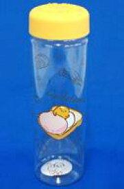 【中古】マグカップ・湯のみ(キャラクター) 7.ぐでたま(イエロー) クリアボトル 「サンリオ当りくじ ぐでたま当りくじ」