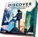 【新品】ボードゲーム ディスカバー:未知なる大地へ 完全日本語版 (Discover: Lands Unknown)