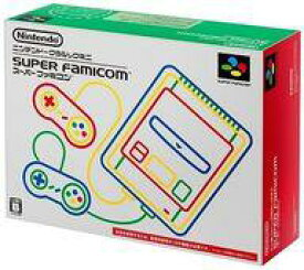 【中古】スーパーファミコンハード ニンテンドークラシックミニ スーパーファミコン(状態:説明書欠品)