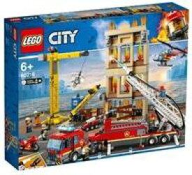 【新品】おもちゃ LEGO レゴシティの消防隊 「レゴ シティ」 60216