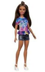 f2f4856398674  新品 ドール バービー(プチ) カラフルハートダイ 「Barbie -バービー-
