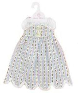 【新品】ドールアクセサリー ネオブライス用 裾スカラップワンピース(ブルー) 「Blythe-ブライス-」 Dear Darling Fashion for Dolls