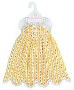 【新品】ドールアクセサリー ネオブライス用 裾スカラップワンピース(イエロー) 「Blythe-ブライス-」 Dear Darling Fashion for Dolls