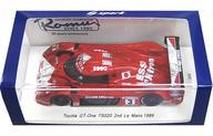 【中古】ミニカー 1/43 Toyota GT-One TS020 2nd Le Mans 1999 ESSO #3(レッド) [ROMU004]【タイムセール】