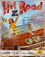 【中古】ボードゲーム [付属品欠品/日本語訳無し] ヒット・ザ・ロード (Hit Z Road)