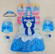 【中古】おもちゃ [破損品] なりきりキャラリートキッズ キュアマリン 110サイズ 「ハートキャッチプリキュア!」