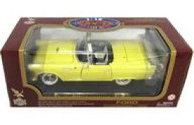 【中古】ミニカー 1/18 1955 フォード サンダーバード イエロー [92068]