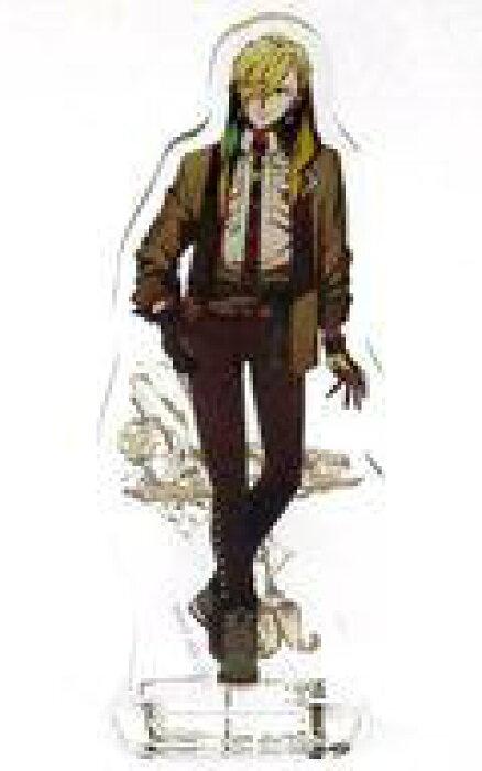【エントリーでポイント10倍!(6月11日01:59まで!)】【中古】小物(キャラクター) 六弥ナギ アクリルスタンド 「一番くじ アイドリッシュセブン Wonderland in the dark」 M賞