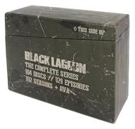 【中古】輸入アニメBlu-rayDisc BLACK LAGOON THE COMPLETE SERIES [輸入盤]